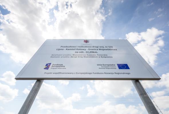 Kujawsko-pomorskie: Ruszyła budowy drogi z Lipna w kierunku Płocka
