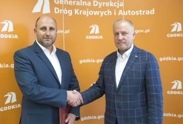 Przemysław Juszczyk dyrektorem GDDKiA w Katowicach