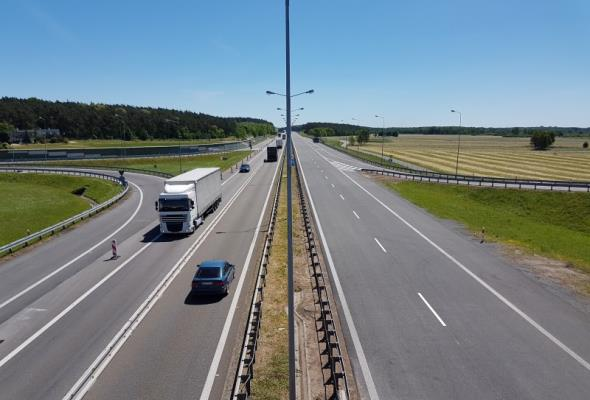 Nie będzie przebudowy A4 na Dolnym Śląsku
