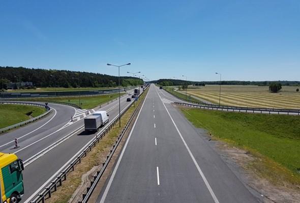 Na A4 Katowice – Kraków będzie trzeci pas? SAM wychodzi z propozycją