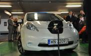 Auto elektryczne z prądem gratis
