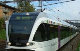 76 pociągów Stadlera z urządzeniami trakcyjnymi ABB