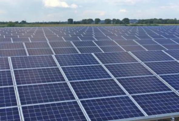 Lubuskie: Powstała elektrownia słoneczna za 10 mln zł