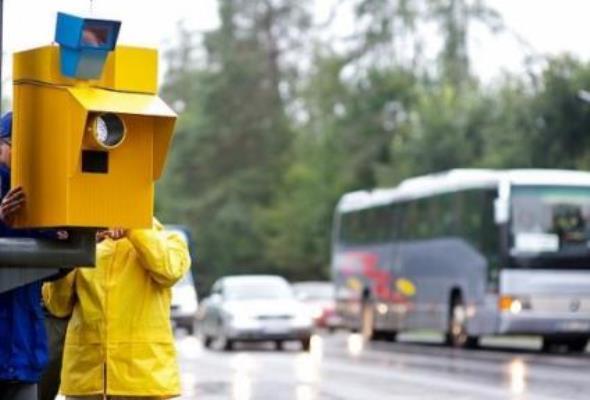 Zniknie 40 procent gminnych fotoradarów?