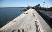Port Gdynia: Nabrzeże Szwedzkie przebudowane
