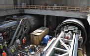 Metro: Druga tarcza już drąży. Od czerwca utrudnienia na Dw. Wileńskim