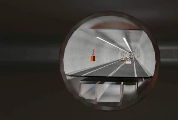 GDDKiA czeka na oferty dla tunelu w Świnoujściu