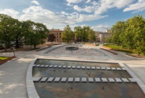 Lublin: Plac Litewski już po rewitalizacji