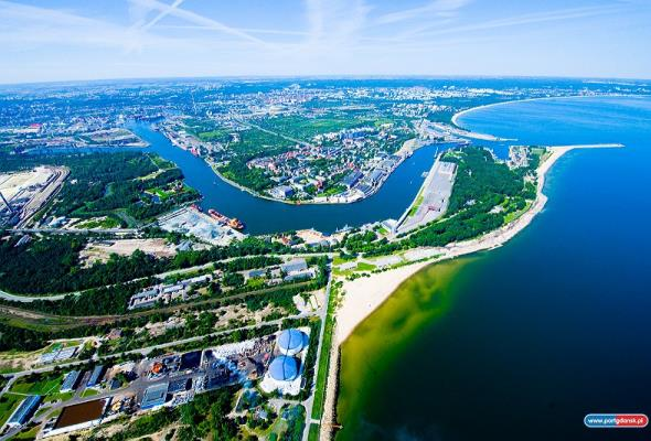 Tor wewnętrzny w Porcie Gdańsk zostanie zmodernizowany