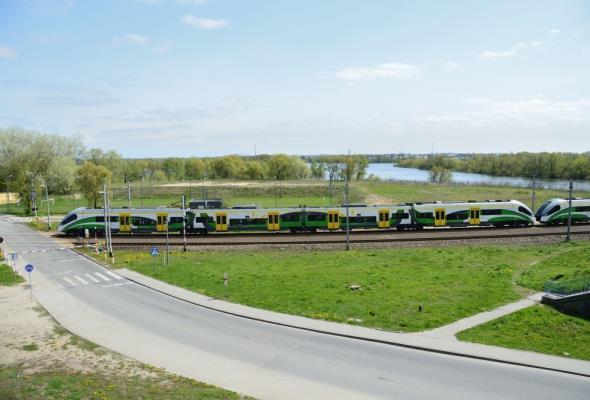 Kolej – transport drugiej prędkości