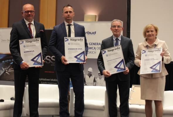 Nagrody portalu RynekInfrastruktury.pl rozdane
