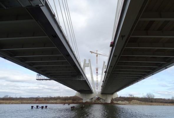 Kraków: 29 czerwca ruszymy mostami w ciągu wschodniej obwodnicy