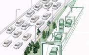 Droga dla autonomicznych aut inspirowana szybką koleją