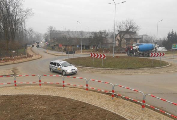 Małopolskie: Powstanie rondo na skrzyżowaniu DW-969 i DW-968