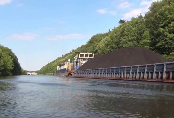 Gróbarczyk: Jeszcze w tym roku węgiel popłynie Kanałem Gliwickim