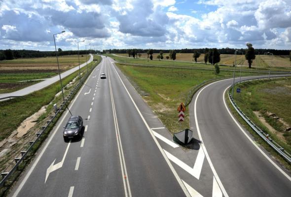 Lubelskie: Ruszył przetarg na dokumentację dla 80 km Via Carpatii