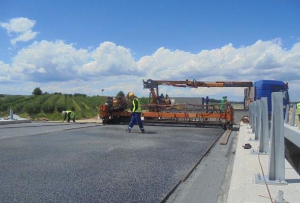 Dolny Śląsk: Kierowcy odczują postęp robót na S5