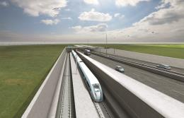 Najdłuższy na świecie tunel drogowo-kolejowy połączy Danię i Niemcy