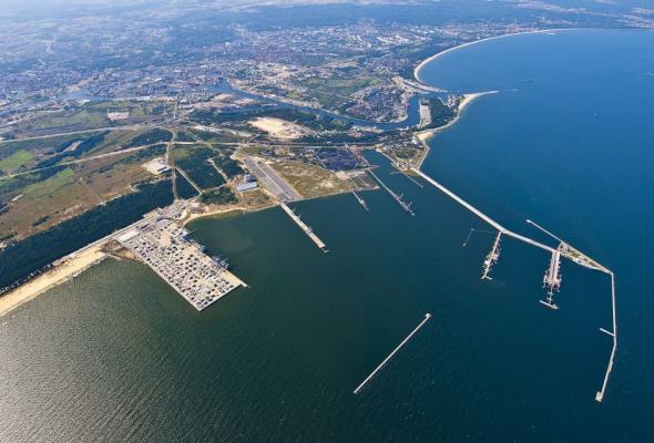 Port Gdańsk idzie na rekord