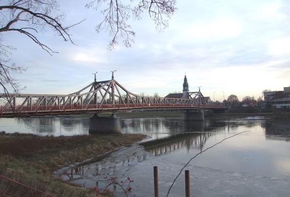 Obwodnica Krosna Odrzańskiego z nowym mostem. Najpierw powstanie projekt