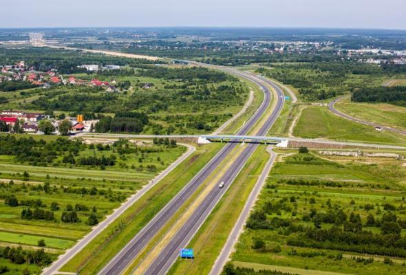 GDDKiA: W tym roku do użytku oddamy ponad 200 km nowych dróg