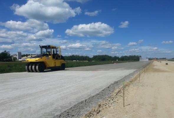 Strabag: Budowa autostrady A1 na półmetku