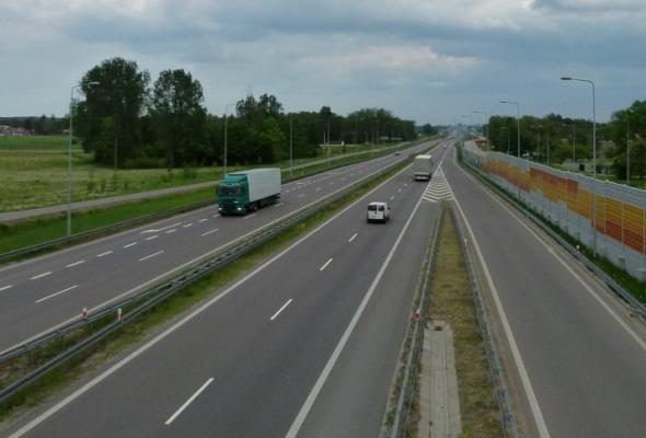 750 mln euro trafi do Krajowego Funduszu Drogowego