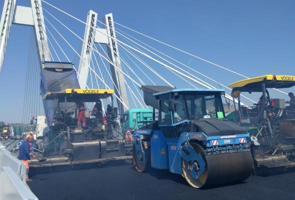 Małopolska: Innowacje na drogach krajowych. Nawierzchnie mają być cichsze i trwalsze