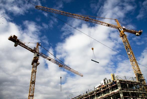 Październikowy spadek w branży budowlanej