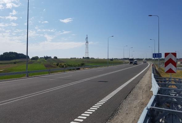 Jeździmy kolejnym odcinkiem S19 – Via Carpatia