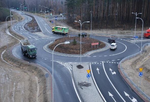 Małopolska: Skrzyżowanie DK-94 z drogą powiatową zostanie przebudowane