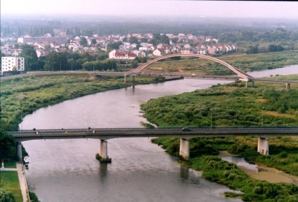 Elektrownia Ostrołęka pomoże w przebudowie mostu na Narwi