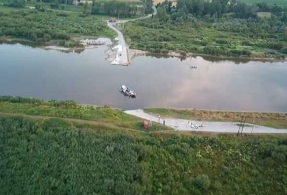 Most przez Wisłę połączy Małopolskę i świętokrzyskie. Przetarg ruszył