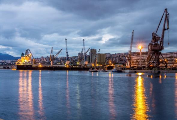 OT Logistics przejmie kontrolę operacyjno-finansową nad chorwackim portem Luka Rijeka