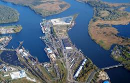 Port Szczecin-Świnoujście z nieustającym wzrostem przeładunków