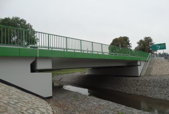 Małopolskie: Dwa mosty na DK-75 gotowe
