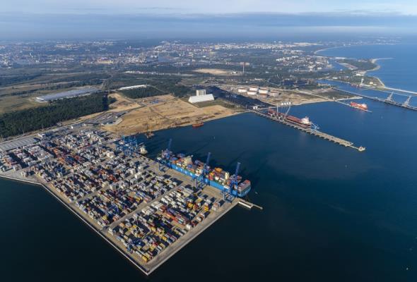 Port Gdańsk: Przeładunki powyżej oczekiwań