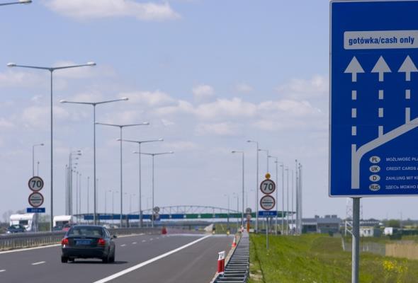 Jest zielone światło dla rozbudowy autostradowej obwodnicy Poznania