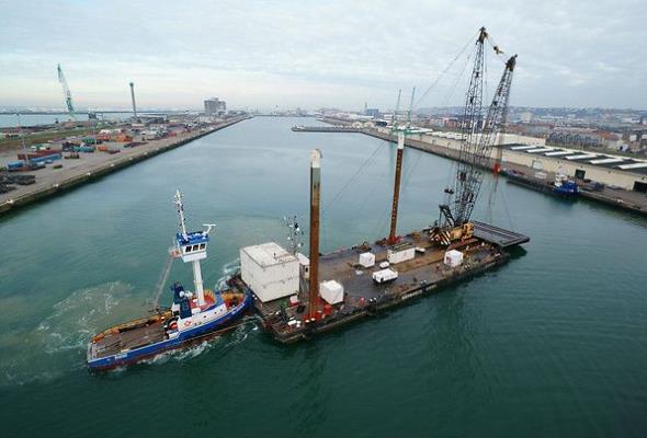 Eiffage chce więcej budować na morzu