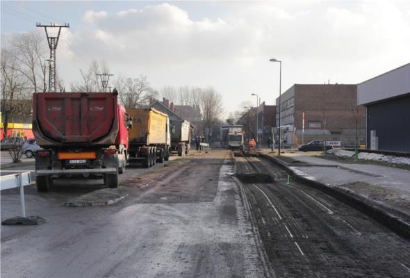 Sosnowiec: Rusza największa miejska inwestycja drogowa