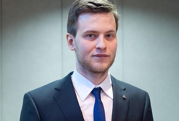 Patryk Felmet dyrektorem do spraw rozwoju w Porcie Gdańsk