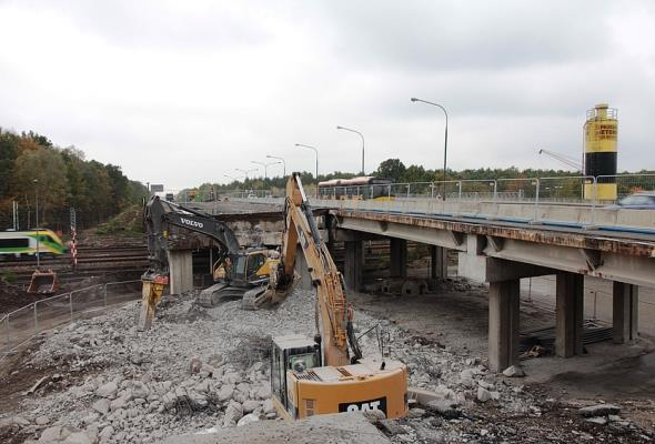 Warszawa chce zlikwidować przejazdy kolejowe na Rembertowie i w Wesołej