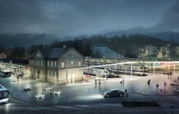 Zakopane dostanie blisko 10 mln zł na dworzec. W listopadzie przetarg