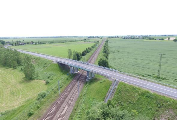 Śląskie: Rusza remont wiaduktu nad Centralną Magistralą Kolejową