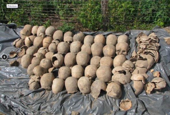 Mazowieckie: Wielki cmentarz odkryto przy okazji budowy S8