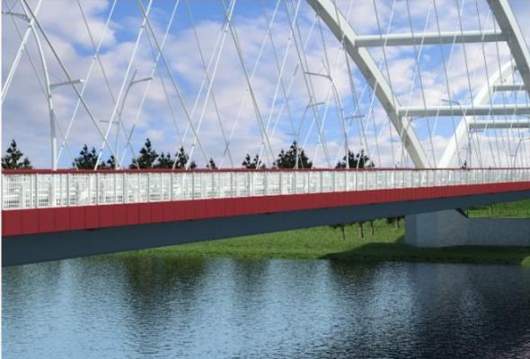 Banimex z umową na budowę nowego mostu Heleńskiego