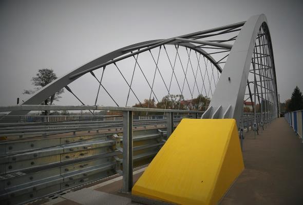 W Supraślu jeżdżą już po nowym moście
