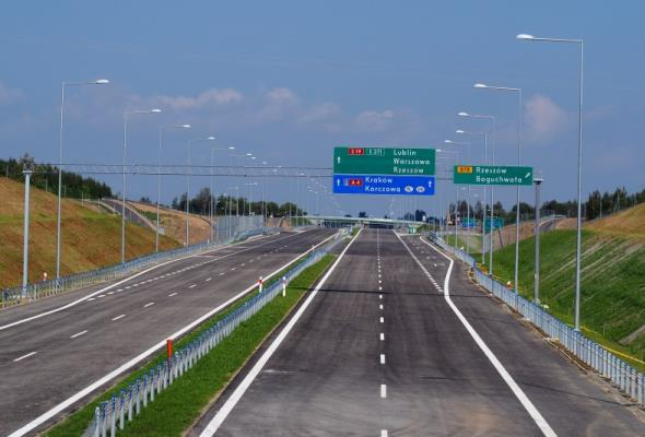 S19 Świlcza – Rzeszów Południe czeka na kierowców