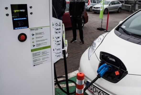 GreenWay postawi ultraszybkie ładowarki przy A1 Toruń – Gdańsk