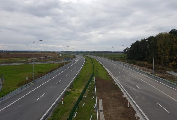 Jest bonus dla kierowców – dodatkowe 5 km S5 przed terminem